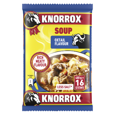 Knorrox  Oxtail Soup 400gr